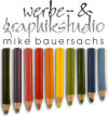 Logo Werbe-, Graphikstudio Mike Bauersachs