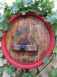 Churfrankenvinothek - Weinbau Gall